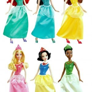 Disney Princess Sparkling Princess -nukke