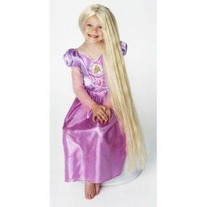 Disney Princess Tähkäpää peruukki