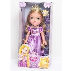 Disney Rapunzel Prinsessanukke 35cm