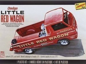 Dodge Little Red Wagon 1/25
