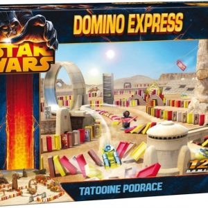 Domino Express Star Wars Tatooine Podrace