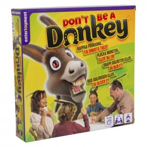 Don T Be A Donkey