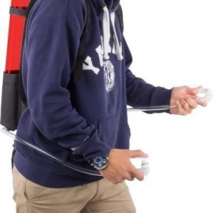 Double Backpack Drinking Holder