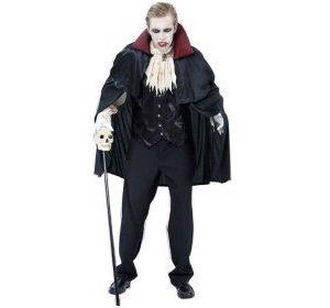 Dracula Viitta Deluxe naamiaisasu