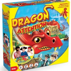 Dragon Attention Lastenpeli