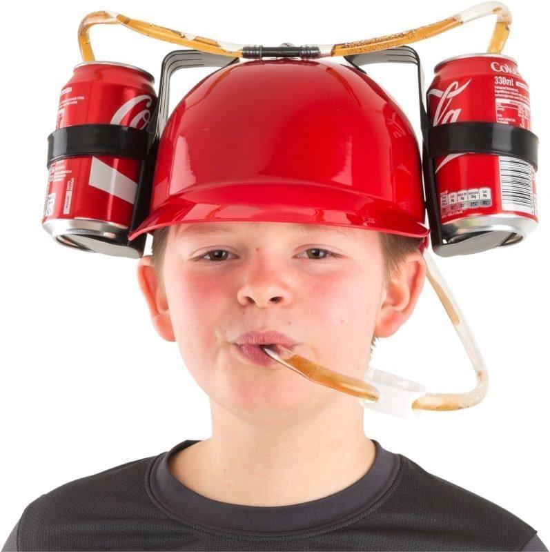 Drinking Hat -tölkkikypärä