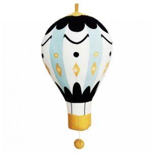 Elodie Details Moon Balloon Musiikkimobile Large