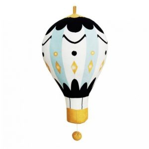 Elodie Details Moon Balloon Musiikkimobile Small
