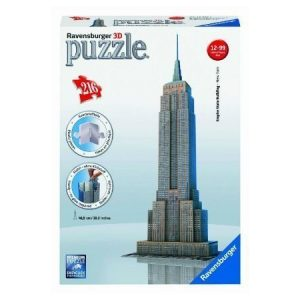 Empire State Building 3D-palapeli