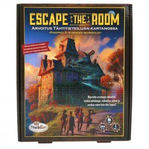 Escape The Room Arvoitus Tähtitieteilijän Kartanossa Peli