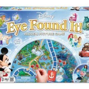 Eye found it- seikkailupeli