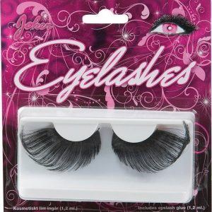 Eyelashes Long Black