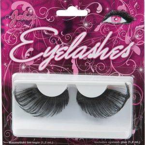 Eyelashes Long Black