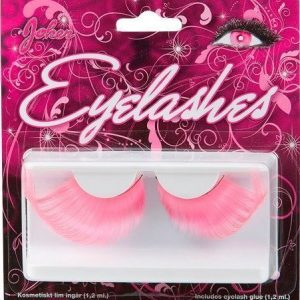 Eyelashes Long Pink