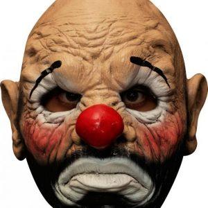 FROGLORD Maskeradmask Clown 3 Ansikte