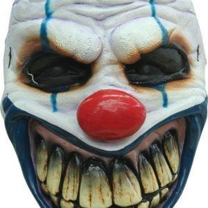 FROGLORD-pellenaamari hampailla