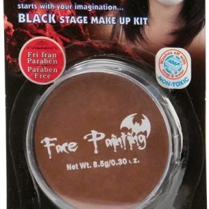 Face Paint Brown