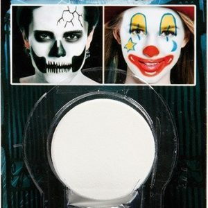 Face Powder White