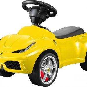 Ferrari 458 Italia Potkutteluauto Keltainen