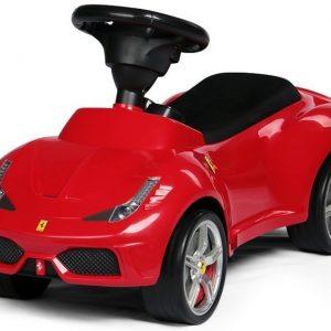 Ferrari 458 Italia Potkutteluauto Punainen