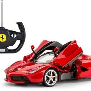 Ferrari Radio-ohjattava auto Punainen 1:14