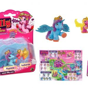 Filly Stars Family Set 1+1 Perhosponit