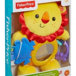 Fisher-Price Aktiviteettilelu Lion stroller