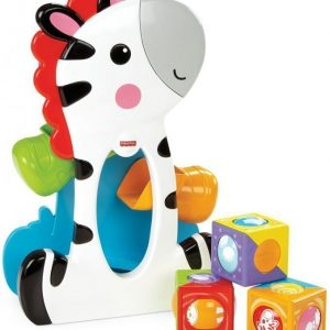 Fisher-Price Aktiviteettilelu Tumblin Zebra