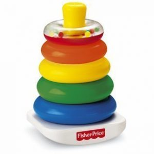 Fisher-Price Brilliant Basics Rock A Stack