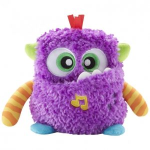 Fisher-Price Giggles & Growls Monsteri