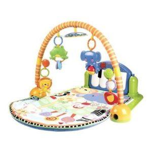 Fisher-Price Kick & Play Piano-puuhamatto
