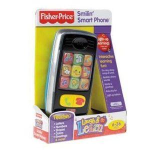 Fisher-Price Laugh & Learn Smilin' Smart Phone vauvakännykkä
