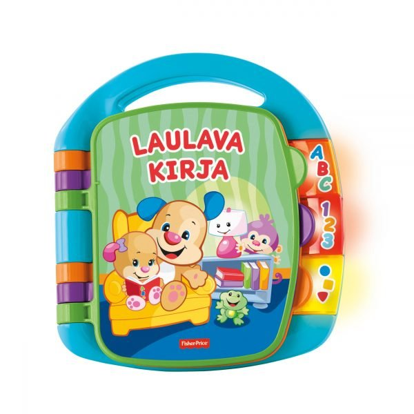 Fisher-Price Laugh & Learn Story Book Rhymes -satukirja