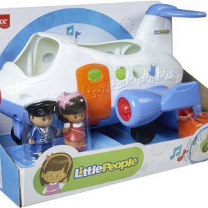 Fisher-Price Little People Aktiviteettilelu Lentokone
