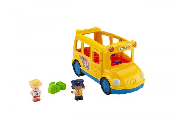 Fisher-Price Little People -koulubussi