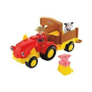 Fisher-Price Little People traktori