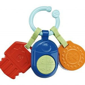 Fisher-Price Musical Teether Keys Avaimenperä