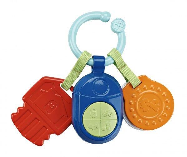 Fisher-Price Musical Teether Keys Avaimenperä