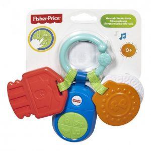 Fisher-Price Musiikkiavaimet & Purulelu