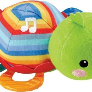 Fisher-Price Musiikkilelu Teething Turtle