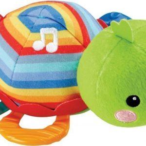 Fisher-Price Musiikkilelu Teething Turtle