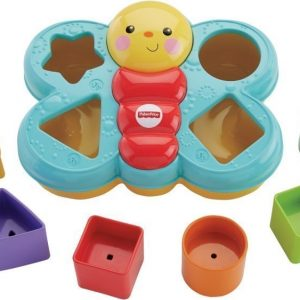Fisher-Price Palikkalaatikko Perhonen