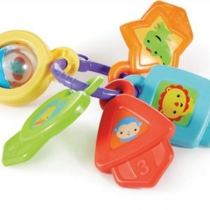 Fisher-Price Pururengas Avainnippu