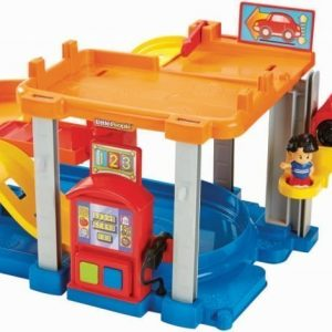 Fisher-Price Racin Ramps Garage
