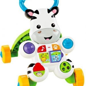 Fisher-Price Taaperokärry Zebra Walker