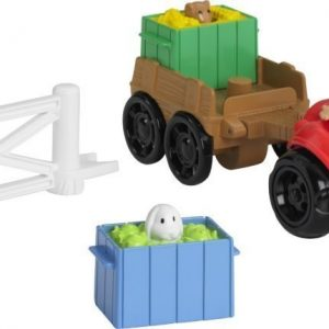 Fisher-Price Tractor & Trailer