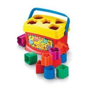 Fisher-Price Vauvan ensipalikat