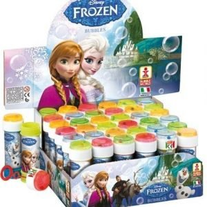 Frozen-Kuplis 60 Ml Saippuakuplat