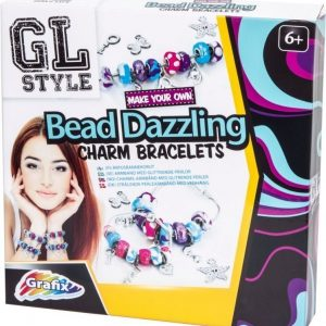 GL Style Make Your Own Bead Dazzling Charm Bracelets
