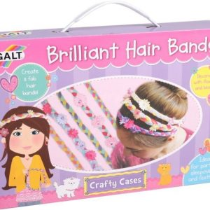Galt Luo hiusnauhoja Brilliant Hair Bands